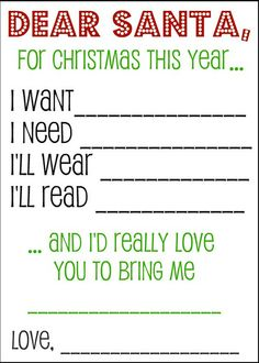 if you can only ask santa for 5 things this year what would you ask for you can only list